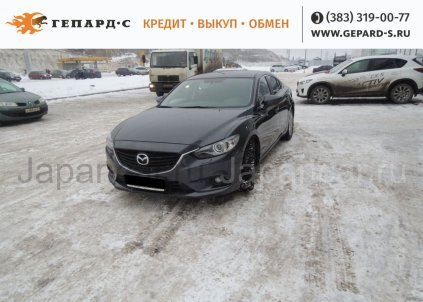 Mazda 6 2012 года в Новосибирске