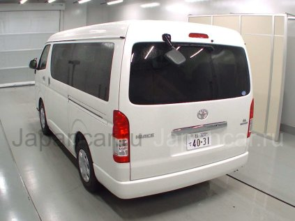 Микроавтобус Toyota HIACE 2017 года в Находке