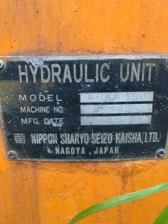 Гидромолот Nippon Sharyo NH-40 во Владивостоке