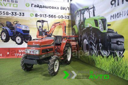 Трактор колесный Yanmar AF-22 2008 года в Красноярске
