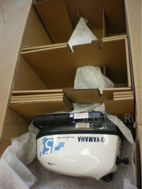 мотор подвесной YAMAHA 5 2019 года