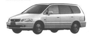 Honda Odyssey PRESTIGE VZ 1998 г.
