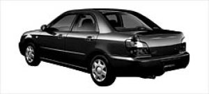 Subaru Impreza 15i 2003 г.