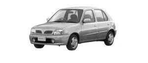 Nissan March 5DOOR MIA (1.0) 2000 г.