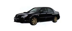 Subaru Impreza Sedan WRX 2006 г.