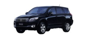 """Toyota Vanguard 350S """"G Package"""" 7-seaters 2009 г."""