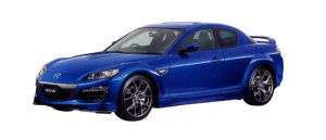 Mazda RX-8 Type RS 2009 г.