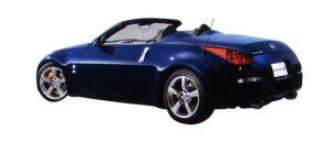 Nissan Fairlady Z ROADSTER Version ST 2007 г.
