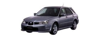Subaru Impreza Sports Wagon 1,5R S/A 2006 г.