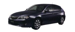 Subaru Impreza 2.0i 2008 г.