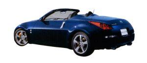 Nissan Fairlady Z ROADSTER Version ST 2008 г.