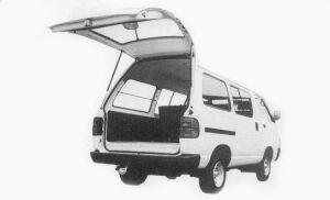 Toyota Townace VAN 4WD HIGH ROOF 5 DOORS 2000 DIESEL DX 1993 г.