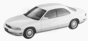 Mazda Efini MS-9 25 TYPE III 1993 г.
