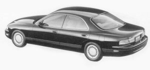 Mazda Efini MS-9 30 TYPE III 1993 г.
