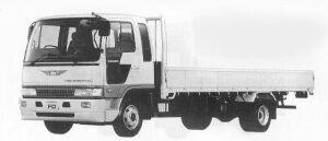 Hino Ranger CRUISING FD 4T 1990 г.