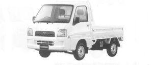 Subaru Sambar Truck TC 2004 г.