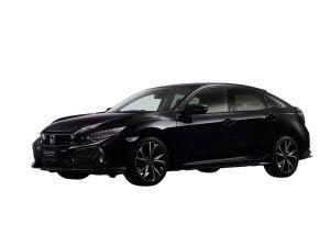 Honda Civic Hatchback (6MT) 2020 г.