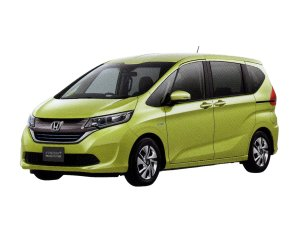 Honda Freed+ Hybrid G - Honda SENSING (FF/5 Seater) 2020 г.