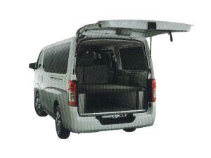 Nissan NV350 Caravan Transporter 2020 г.