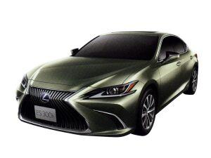 Lexus ES300h  2020 г.
