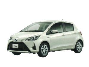 Toyota Vitz Hybrid U 2020 г.