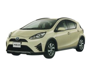 Toyota Aqua Crossover 2020 г.