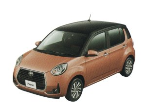 Toyota Passo MODA G Package (2WD) 2020 г.