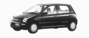 Honda Today 5DOOR QF 1997 г.