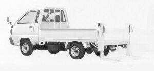 Toyota Liteace Truck POWER LIFT CAR 1999 г.