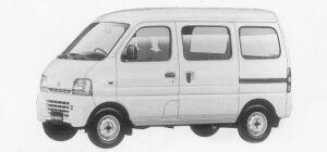 Suzuki Every JOIN TURBO 1999 г.