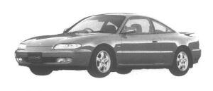 Mazda MX-6 2500 V6 1995 г.