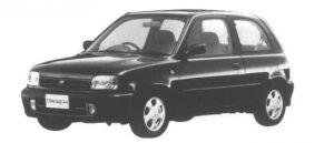 Nissan March 3 door 1300 G# 1995 г.