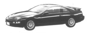 Nissan Fairlady Z Version S RECARO Twin Turbo BarRoof 2by2 1995 г.