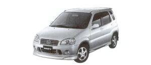 Suzuki Swift SF 2002 г.