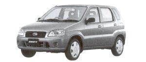 Suzuki Swift SE-Z 2002 г.