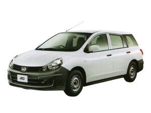 Nissan AD 1.5VE (2WD) 2017 г.