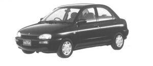 Mazda Autozam REVUE 1300 S 1994 г.
