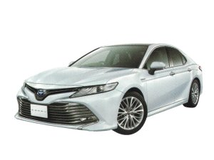 Toyota Camry G Leather Package 2018 г.