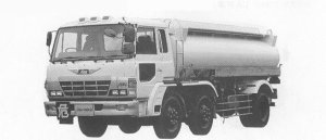 Hino Super Dolphin GN TANK LORRY 14000L 1991 г.