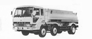 Hino Super Dolphin FR CEMENT 1991 г.