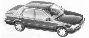 Honda Concerto 4DOOR JX-i 1991 г.