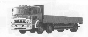 Hino Super Dolphin FN 11.75T 1991 г.