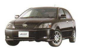 Toyota Allex RS180 2005 г.