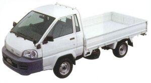 Toyota Townace Truck 2WD, Super Single, Just Low, Long Deck, Steel Deck, Drop Side Gate Body, DX1.8 Gasoline 2005 г.