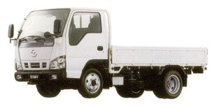 Mazda Titan 2 ton 4.8 liter Ful Wide & Low, 4WD Narrow Cabin, Deluxe 2005 г.