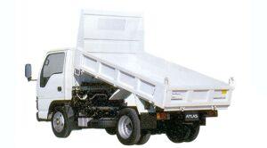 Nissan Atlas 20 Full Super Low Dump 2005 г.