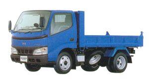 Hino Dutro SUPER Yokozuma Dump Truck 2005 г.