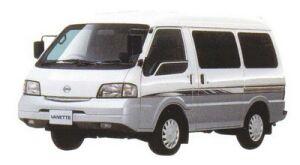 Nissan Vanette VAN 2WD Low Floor, High Roof, 4Door, 2/5-seater, VX, 1800, Gasoline 2005 г.