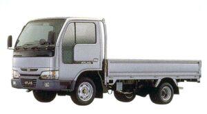Nissan Atlas 10  2000 Super Low Body, Manual Transmission, Steel Carrier 2005 г.