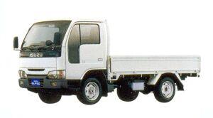 Isuzu Elf 100 4WD Flat Low, Standard Body 2005 г.